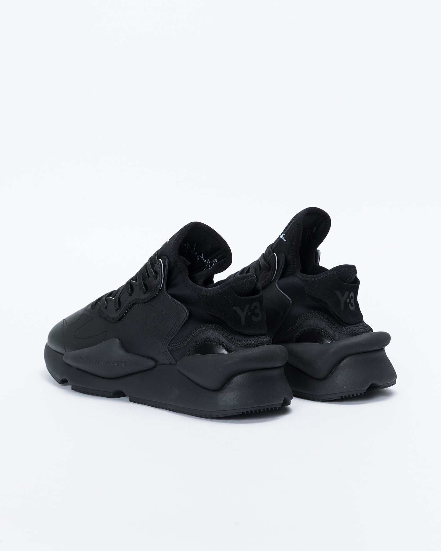 Adidas Y-3 KAIWA Black Y-3/Black Y-3/Ftwr White