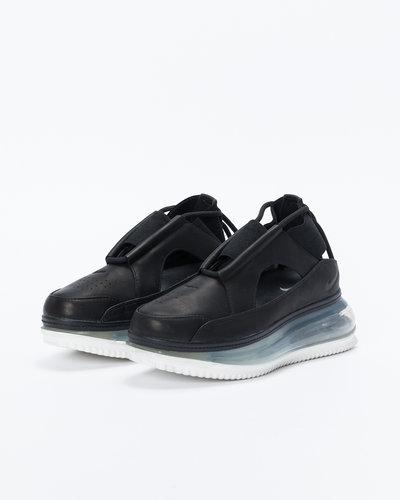 Nike Womens Air Max ff 720 Black/black-metallic silver-summit white