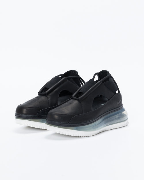 Nike Nike Womens Air Max ff 720 Black/black-metallic silver-summit white