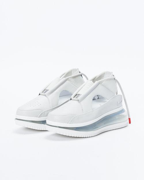 Nike Nike Womens Air Max ff 720 Summit white/summit white-light bone