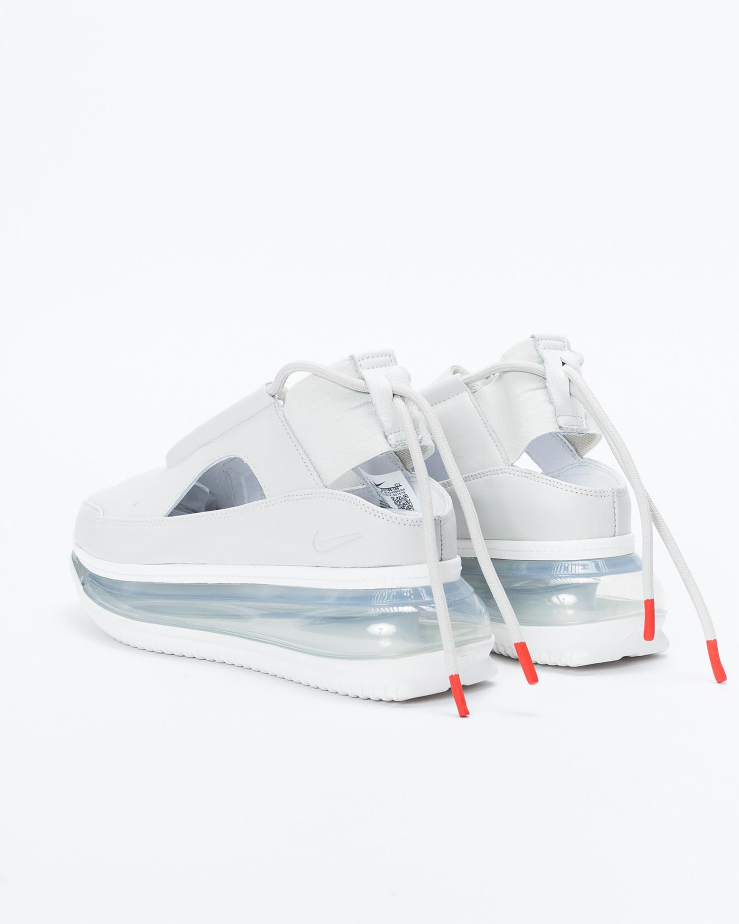 Nike Womens Air Max ff 720 Summit white/summit white-light bone