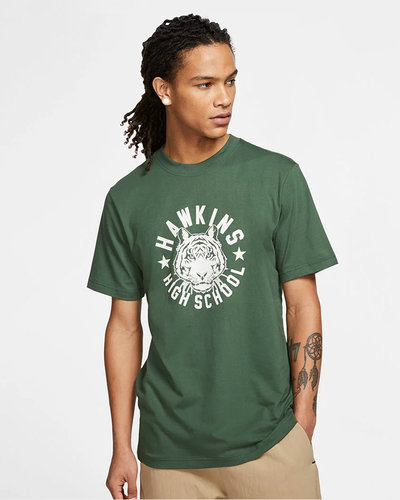 Nike Stranger Things Shortsleeve Tee Fir/Sail
