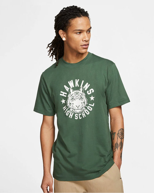 Nike Nike Stranger Things Shortsleeve Tee Fir/Sail