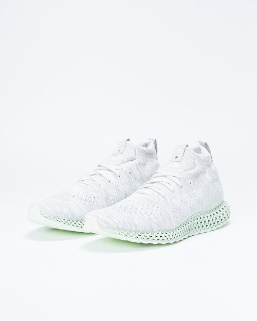 Adidas adidas Consortium Runner Mid 4D Weiss-Shwartz/ Weiss-Shwartz/ Weiss-Shwartz