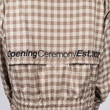 Opening Ceremony Wind Jacket Khaki Multicolor