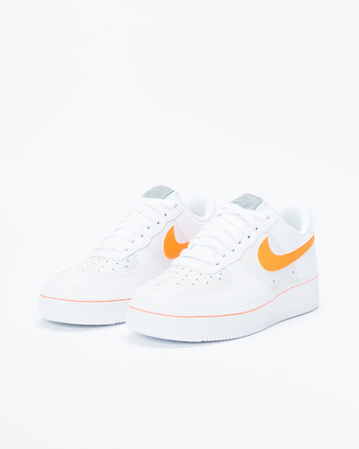 Nike Air Force 1 Lo White/ Total Orange