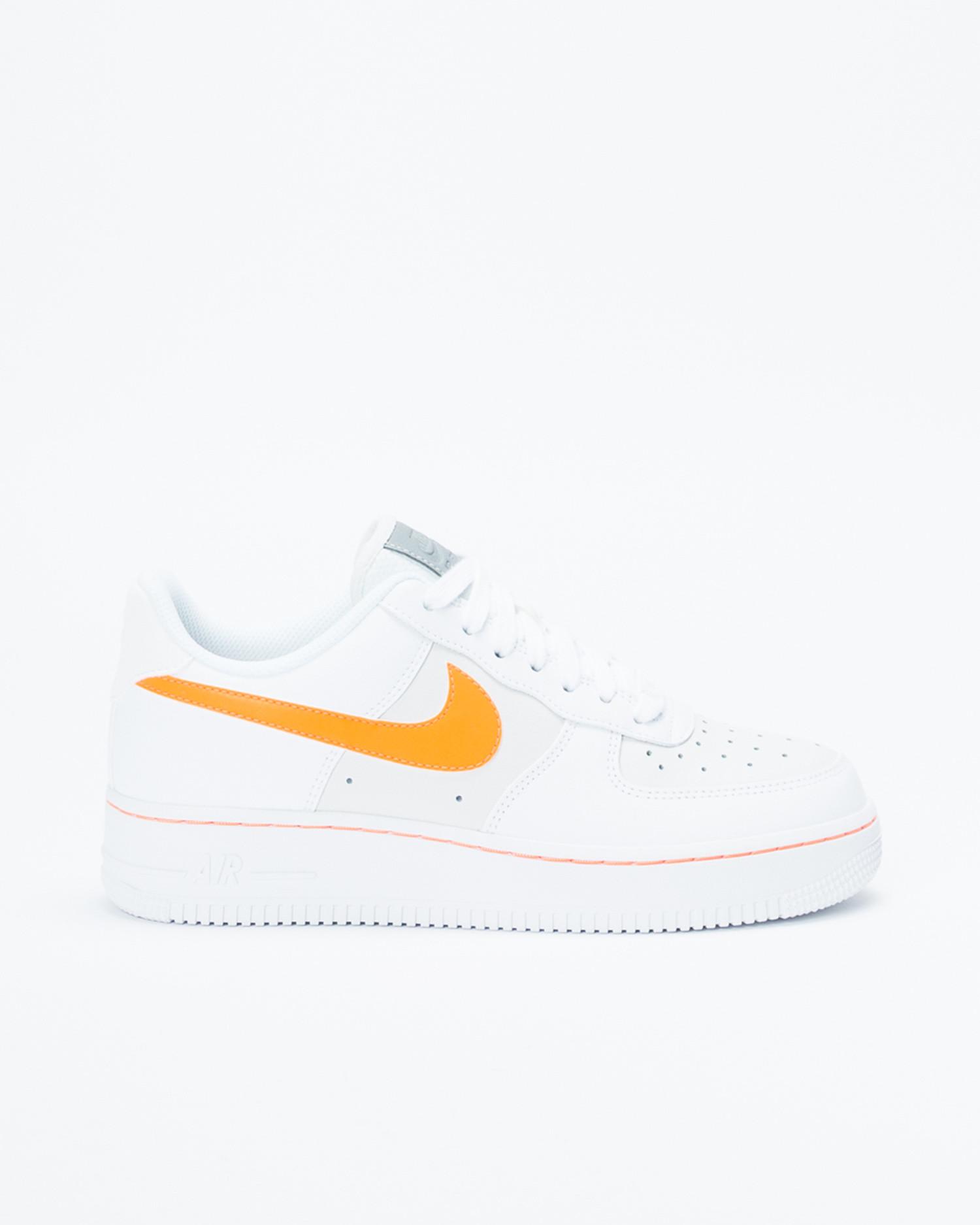 przytulnie świeże sprawdzić ceny odprawy Nike Air Force 1 Lo White/ Total Orange