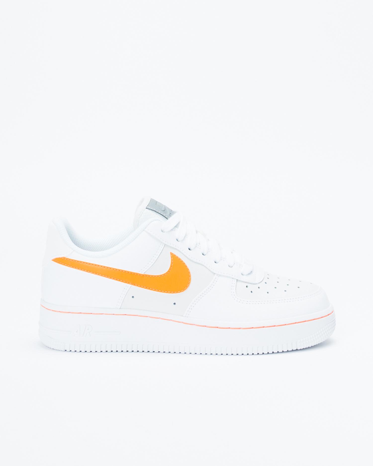 Nike W Air Force 1 Lo White/ Total Orange