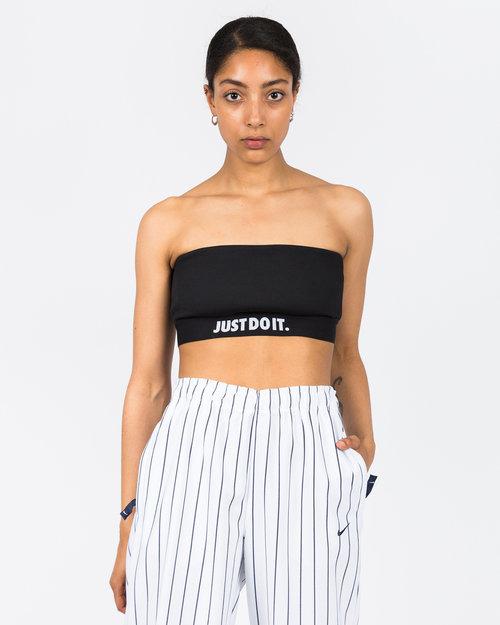 Nike Nike womens Tube Top Black