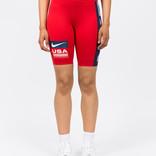 Nike NRG Bike Shorts Swoosh Stripe