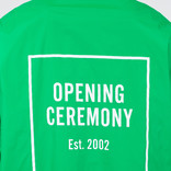 Opening Ceremony Nylon Logo Trench Coat