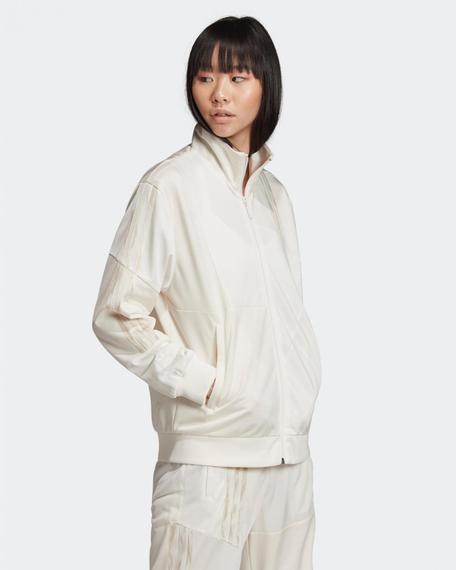 Adidas Danielle Cathari Tracktop Firebird Cloud White