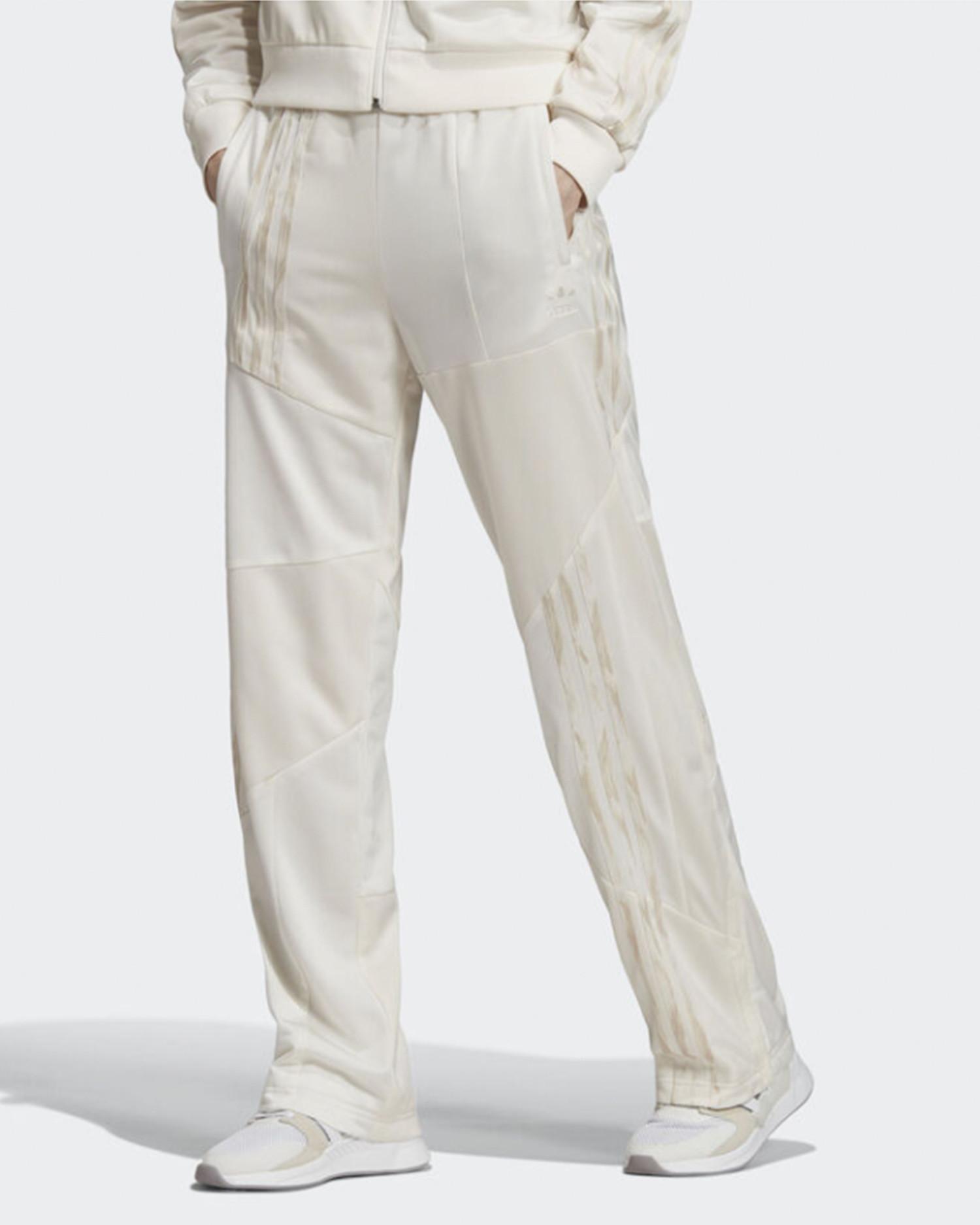 Adidas DaniÌÇlle Cathari Trackpant Firebird Cloud White