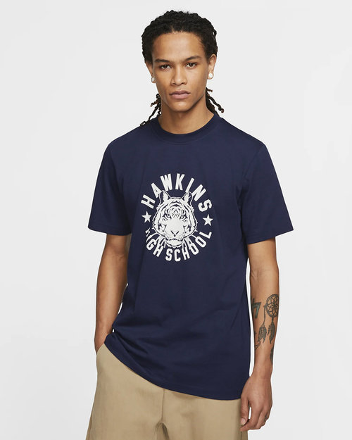 Nike Nike Stranger Things Shortsleeve Tee College navy/sail