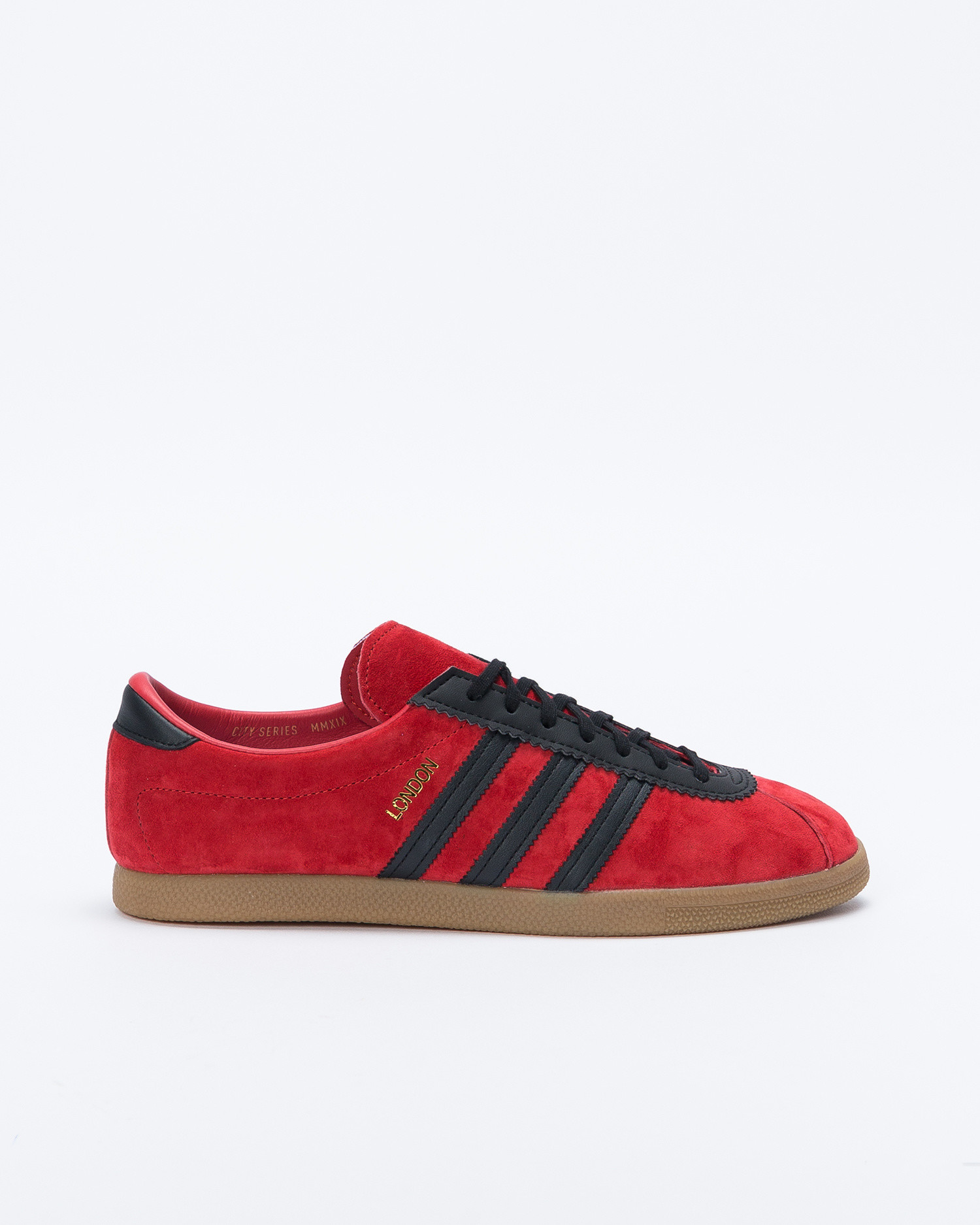 Adidas London Scarle/Cblack/Goldmt