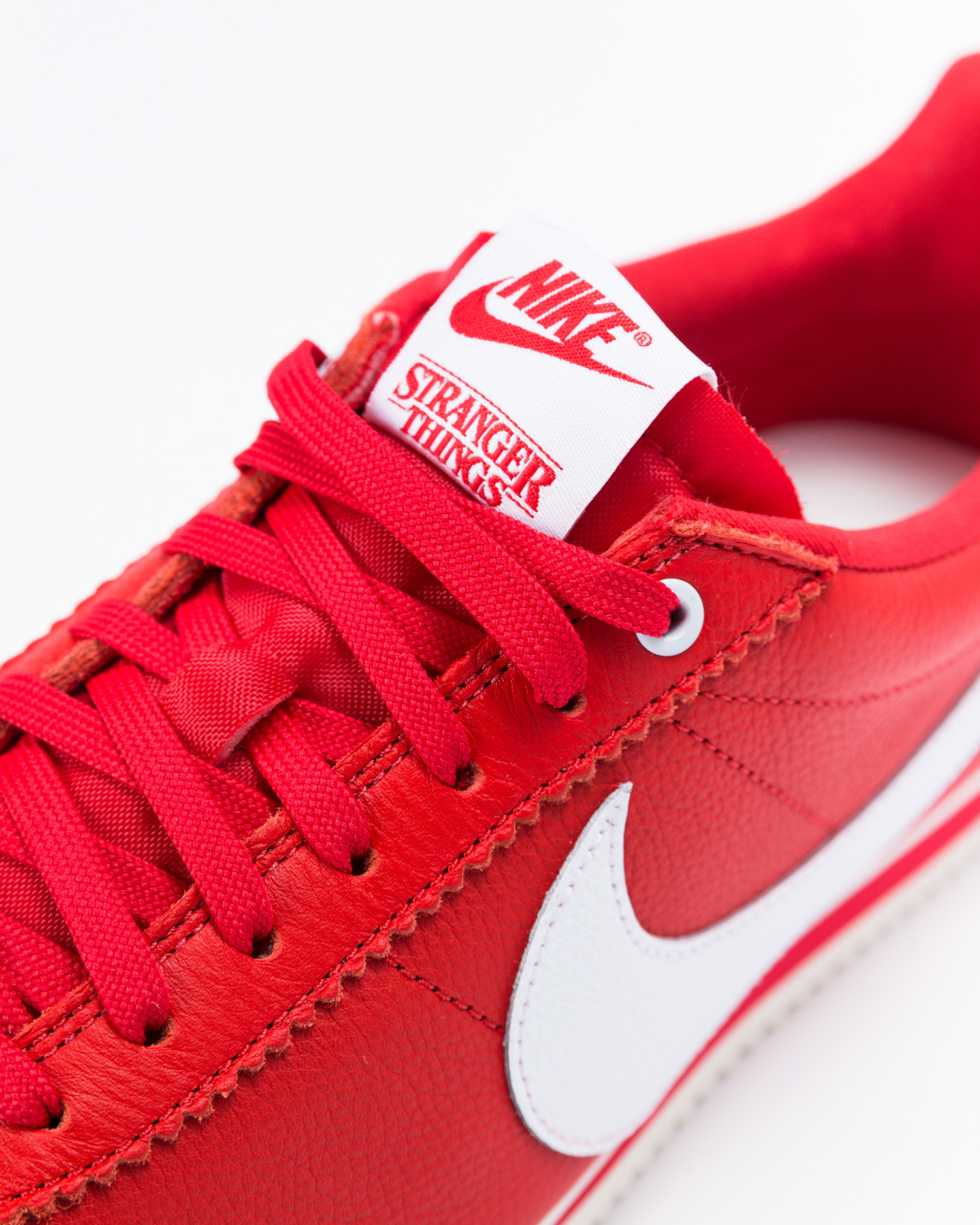 popular brand coupon code differently Nike Nike x Stranger Things Cortez QS St University red/white