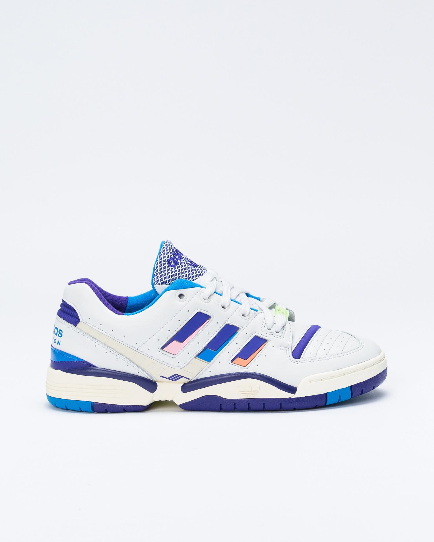 Adidas Consortium Torsion Edberg Comp OWhite/CBlack/Syello