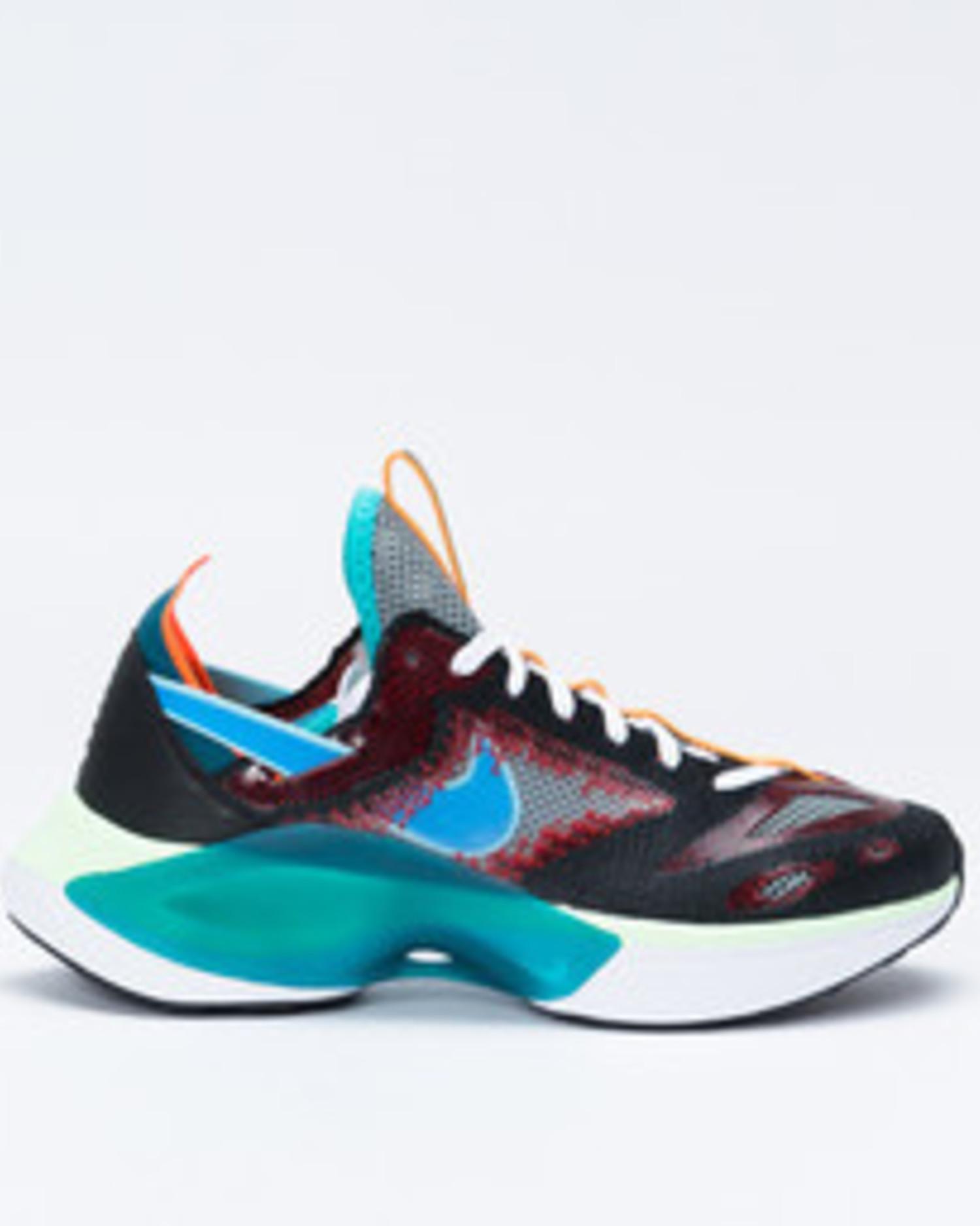 Nike N110 d/ms/x Black/blue hero-blue gaze-university red