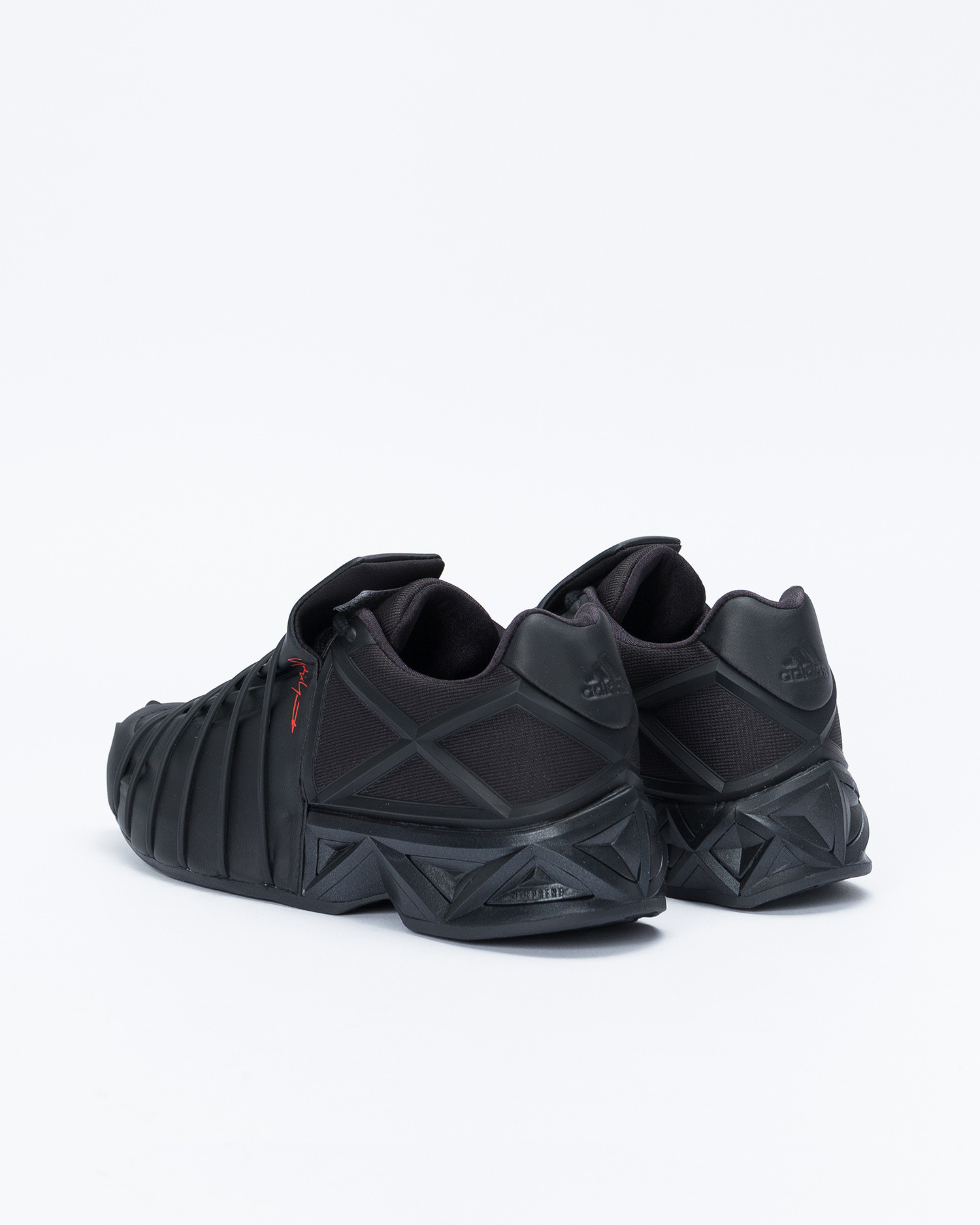 Adidas Y-3 Yuuto Black-Y3/Black-Y3/Ftwwht