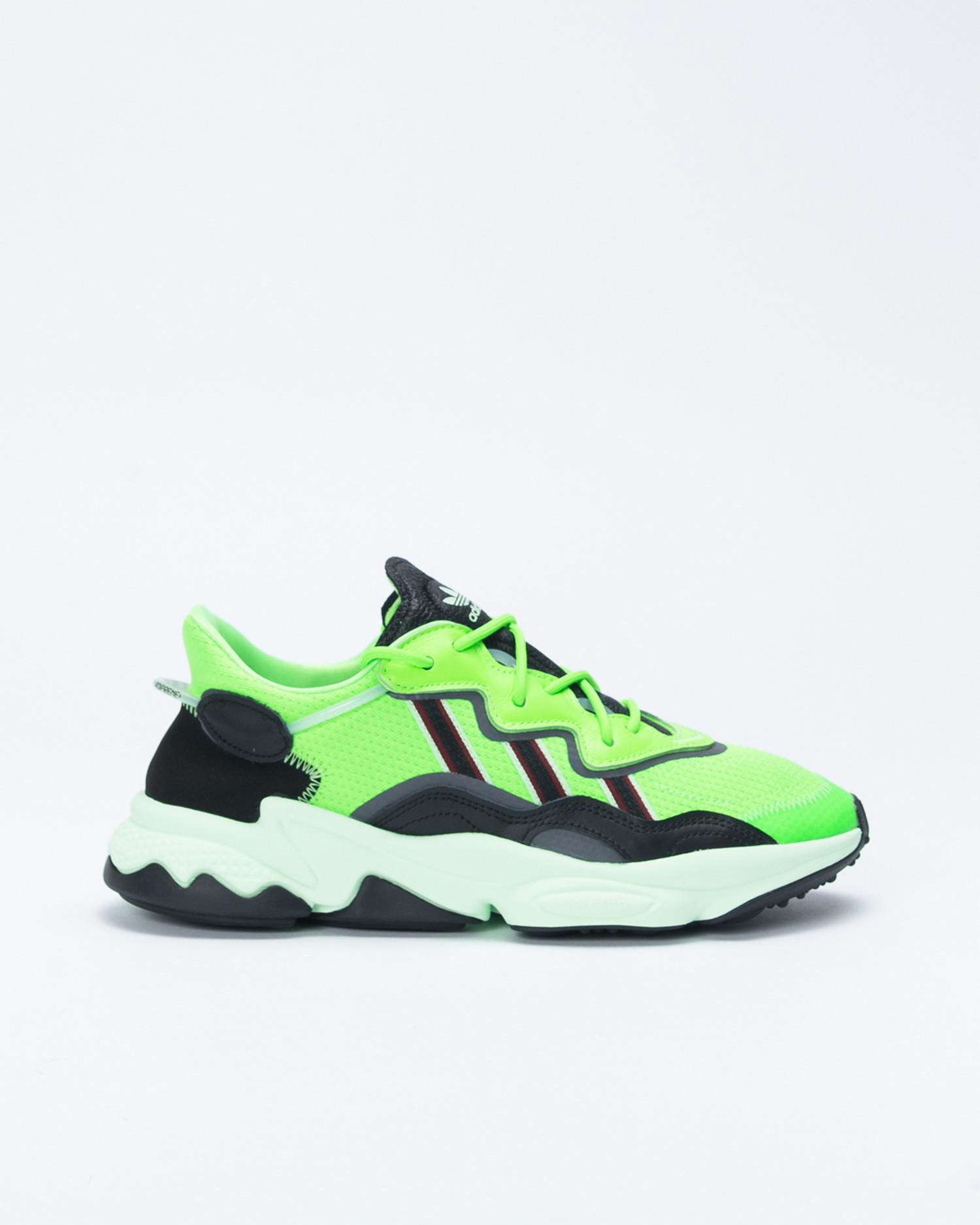 adidas Ozweego Sgreen/Cblack/Glogrn