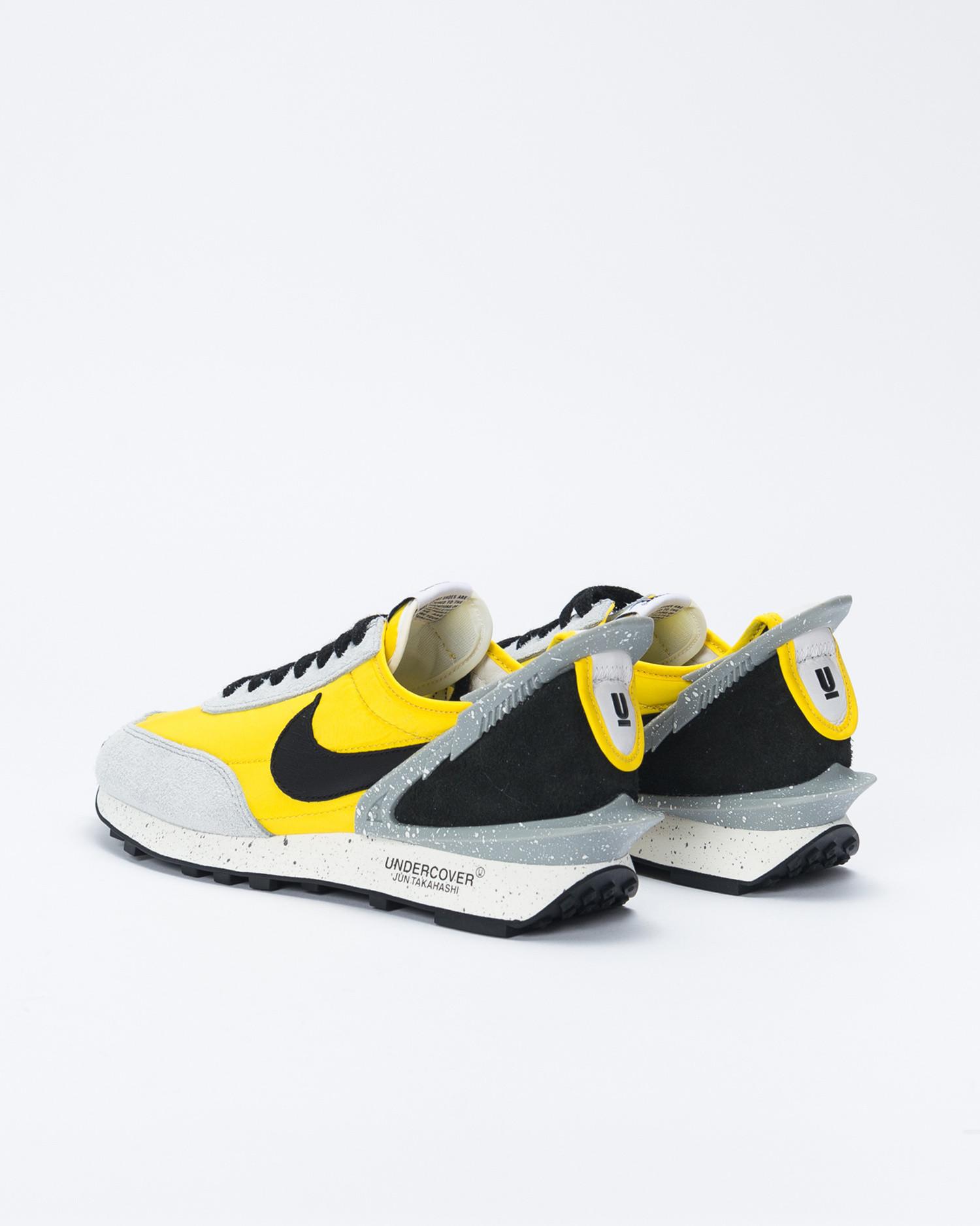 Nike X UNDERCOVER Daybreak Bright Citron/Black-Summit White