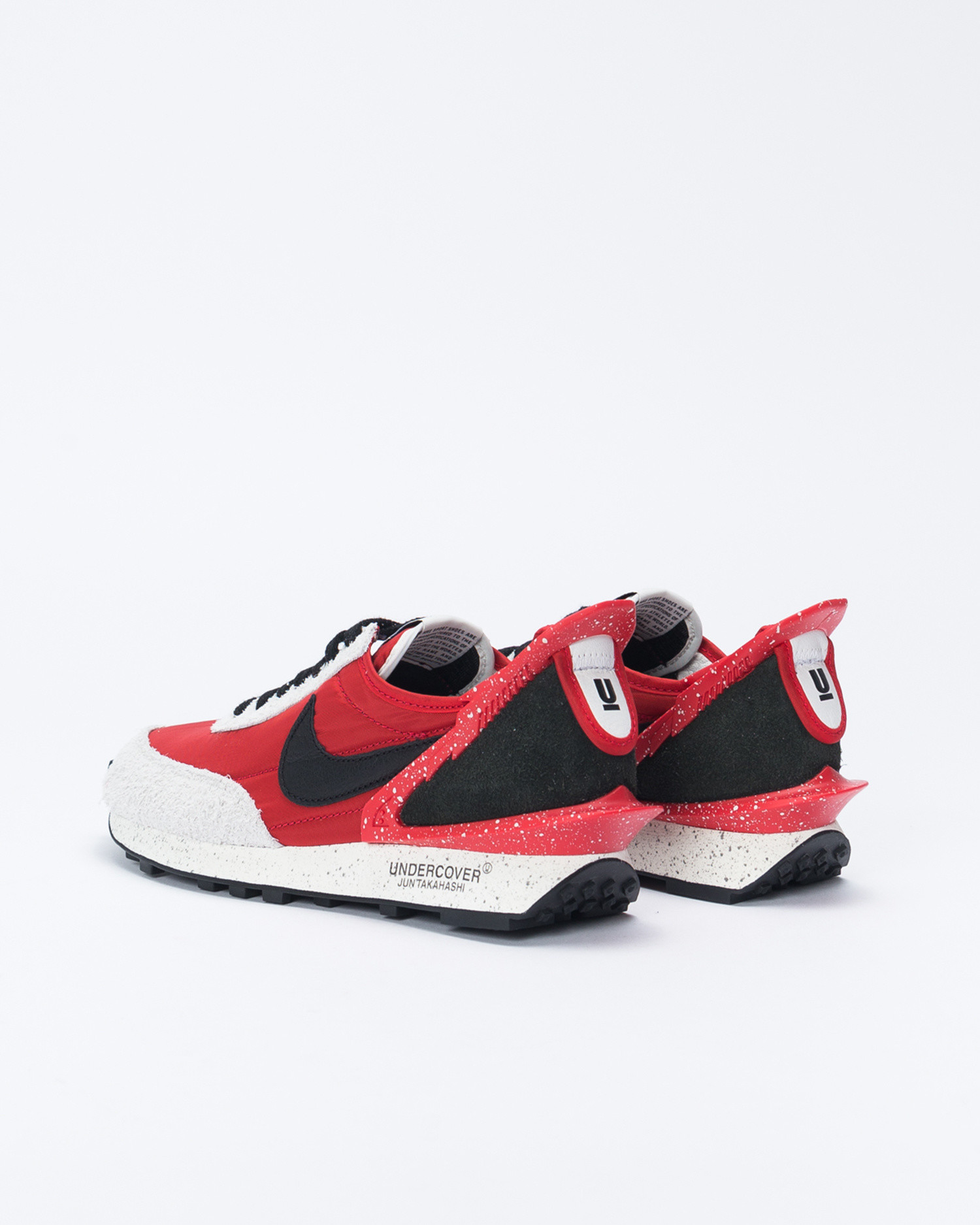 Nike x Undercover Womens Daybreak University Red/Black-Spruce Aura