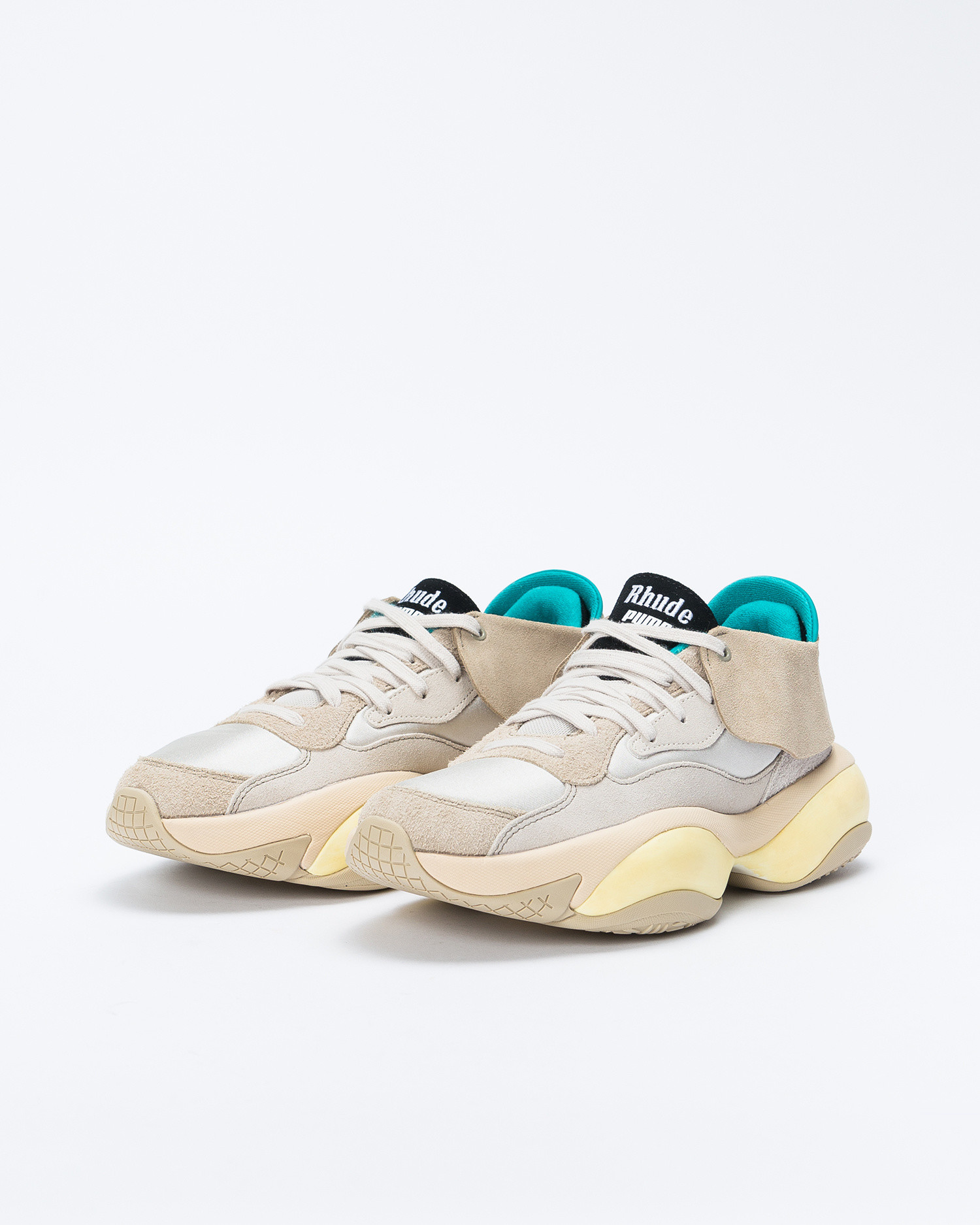 Puma x Rhude Alteration Chinchilla/Whisper white