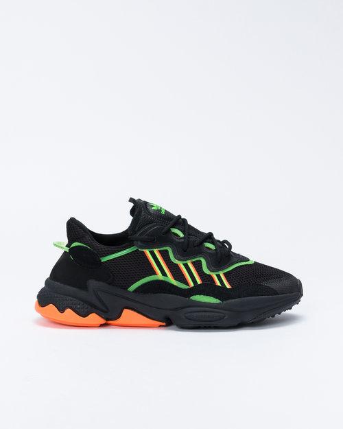 Adidas adidas Ozweego Core Black/Solar Green/Hi-res Coral