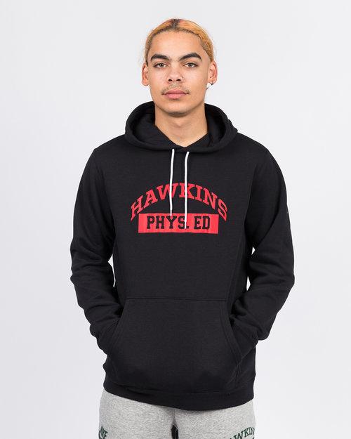Nike Nike Stranger Things Club Hoodie po bb s.t. Black/white/university red