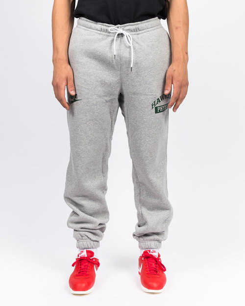Nike Nike M nrg club pant cf bb stranger things Dk grey heather/white/fir