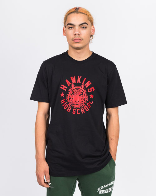 Nike Nike Stranger Things Shortsleeve T-shirt Black/University Red