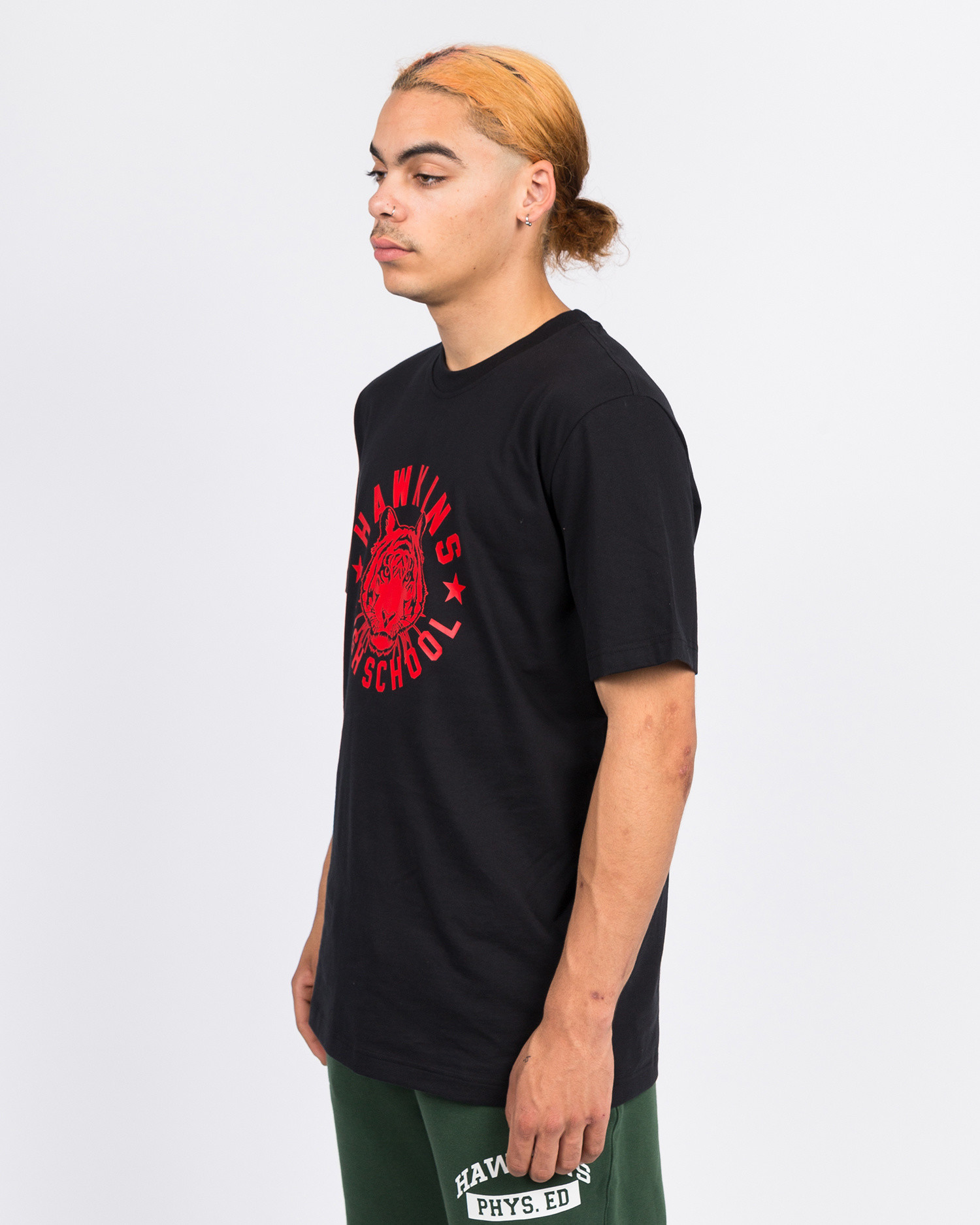 Nike Stranger Things Shortsleeve T-shirt Black/University Red