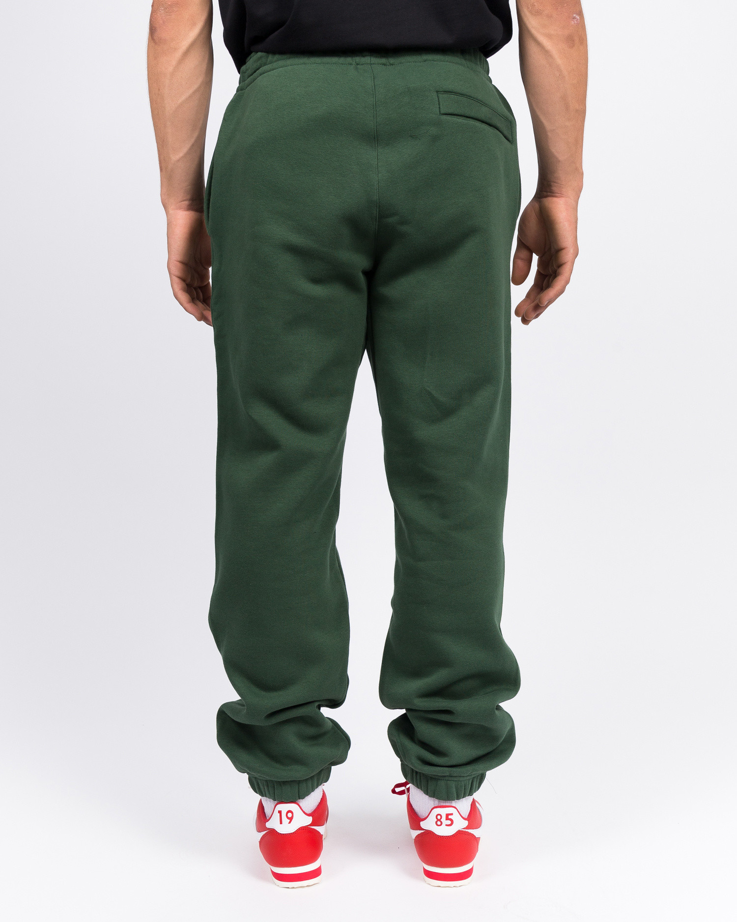 Nike M nrg club pant cf bb stranger things Dk Fir/white/sail