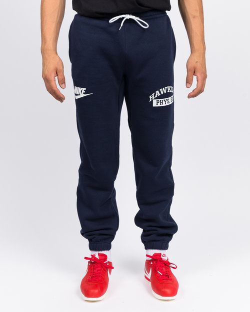 Nike Nike M nrg club pant cf bb stranger things College navy/white/sail