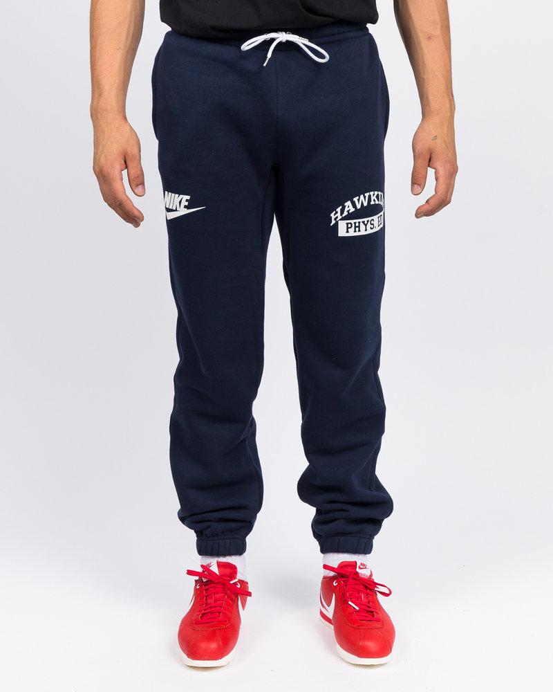 Nike Nike M nrg club pant cf bb stranger things College navy/white/sail