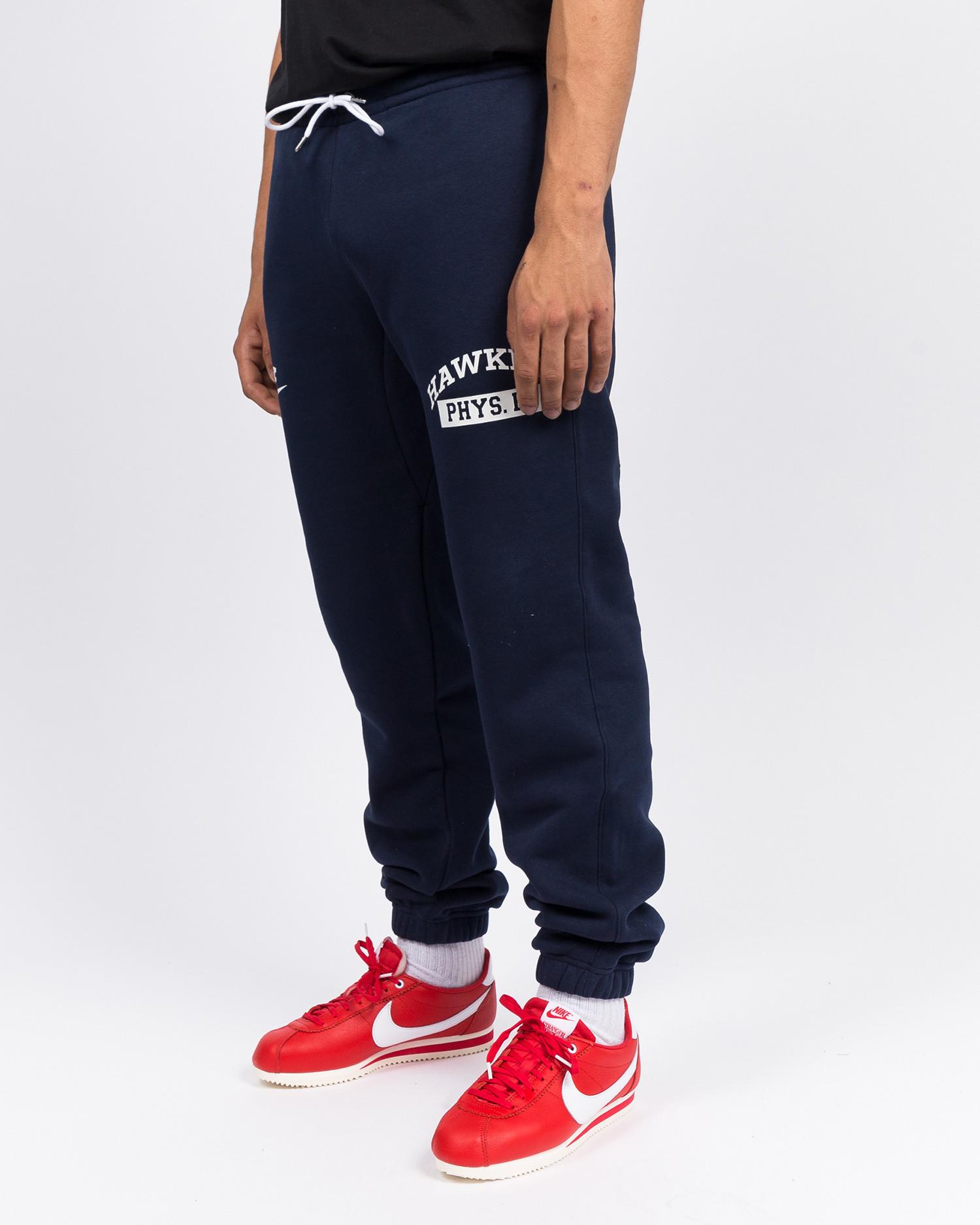 Nike M nrg club pant cf bb stranger things College navy/white/sail