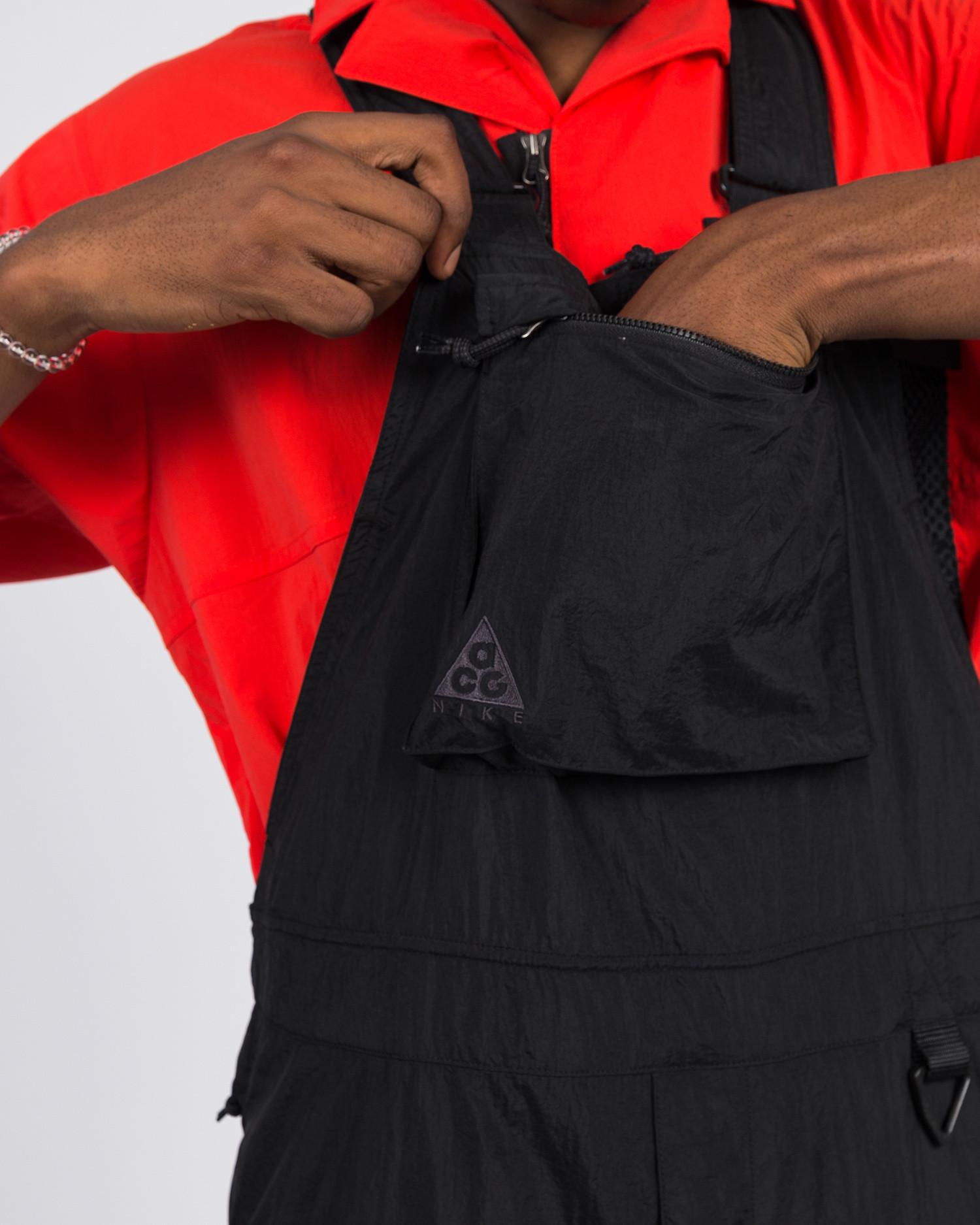 Nike ACG Bib Overall Black/Black/Black