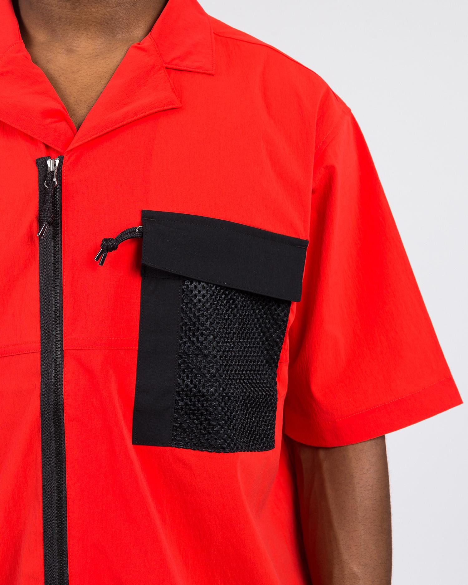 Nike ACG NRG Top Habanero Red/Black