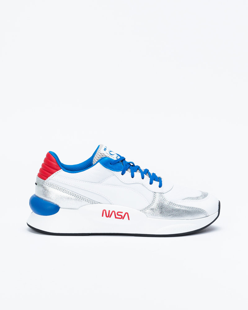 Puma Puma RS 9.8 Space Agency Puma White -Puma Silver