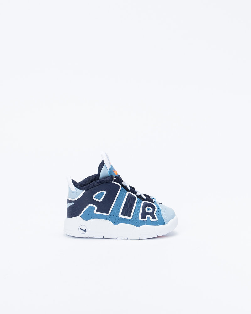 Nike Nike Air More Uptempo Aegean Storm/Blackened Blue-Total Orange