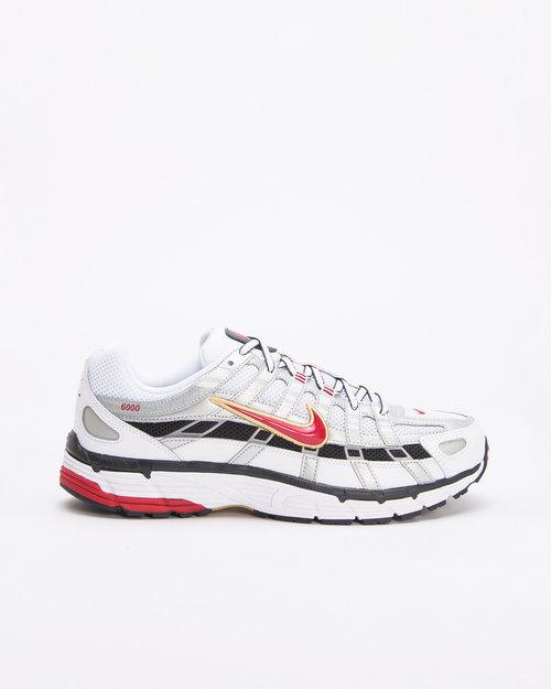 """Nike Nike P-6000 """"OG"""" White/Varsity Red"""