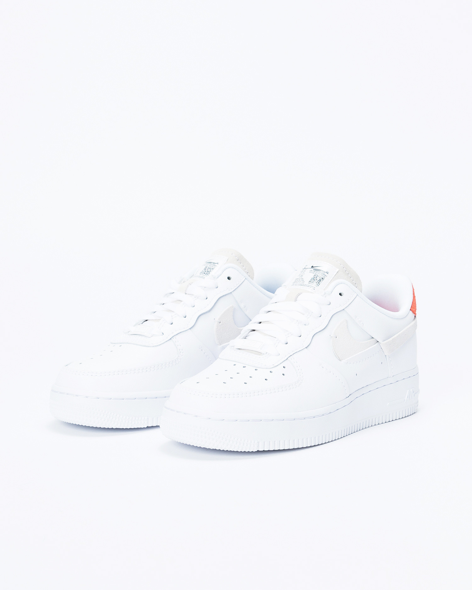 Nike wmns Air Force 1 '07 LX WhitePlatinum tintGame royal