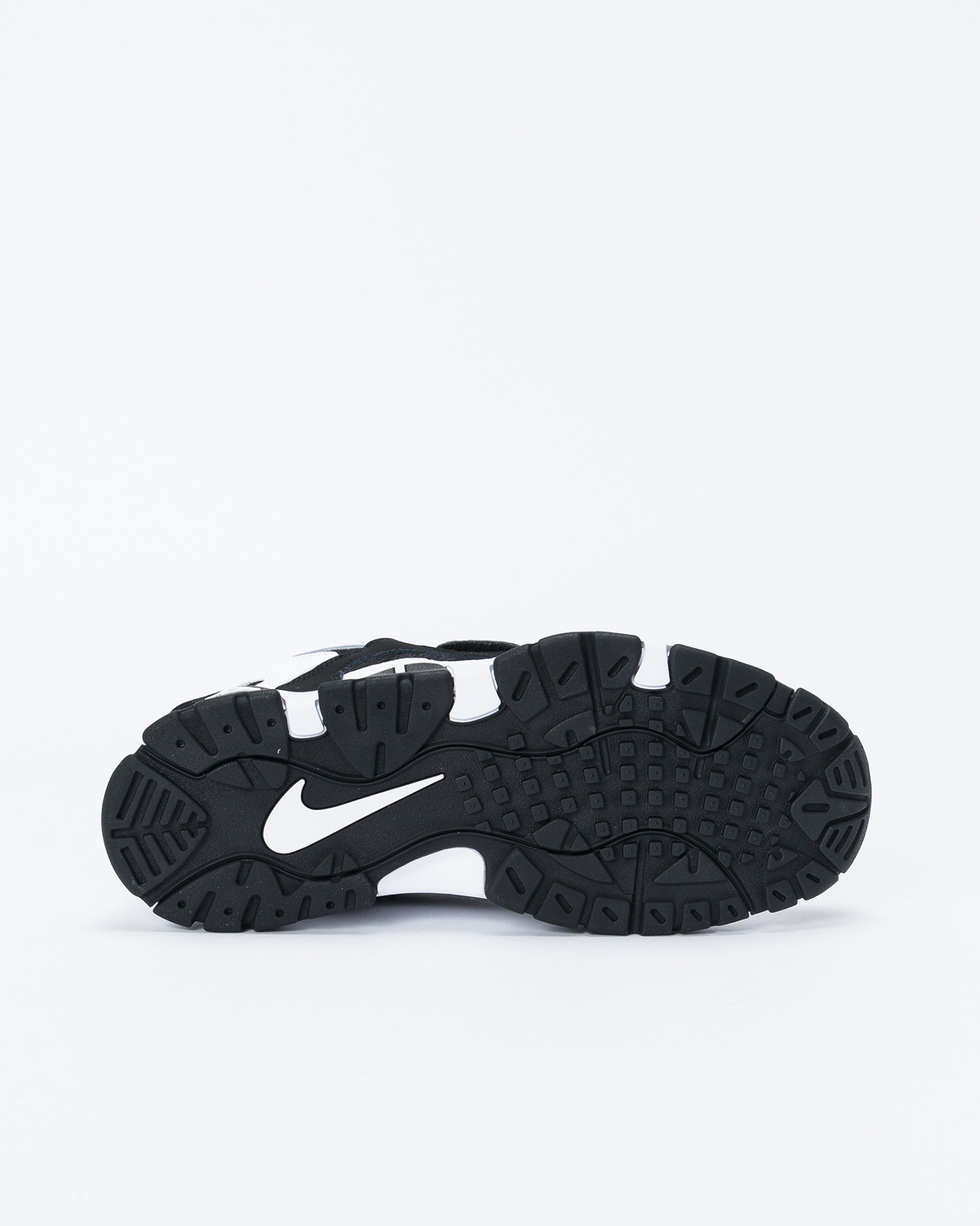 Nike Air Barage Mid Black/white-cabana