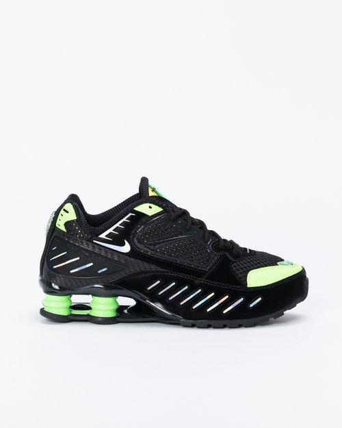 Nike Nike Shox Enigma 9000 Black/black-lime blast