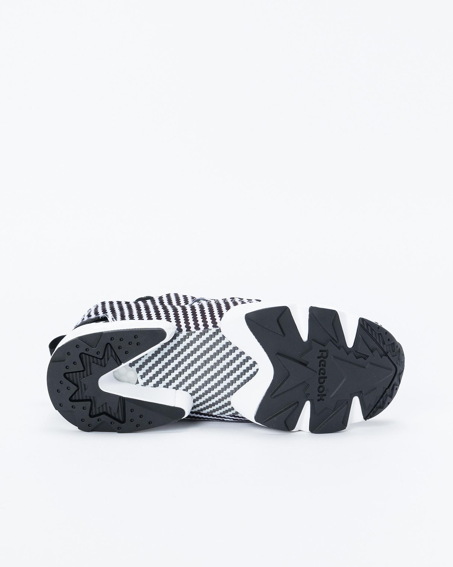 Reebok Instapump Fury OG Carbon Fiber Black/White