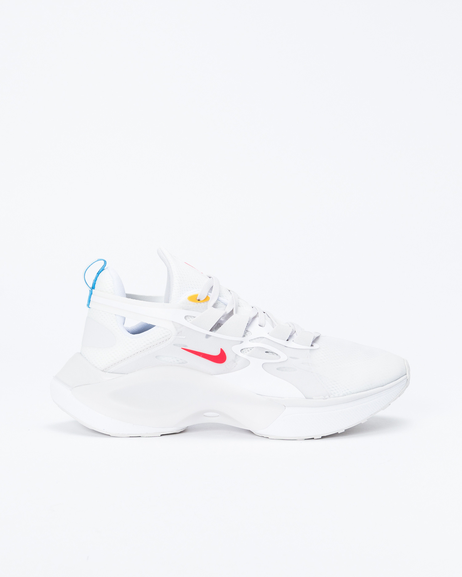 Nike Signal d ms x /White/Red orbit-Summit white-Blue hero