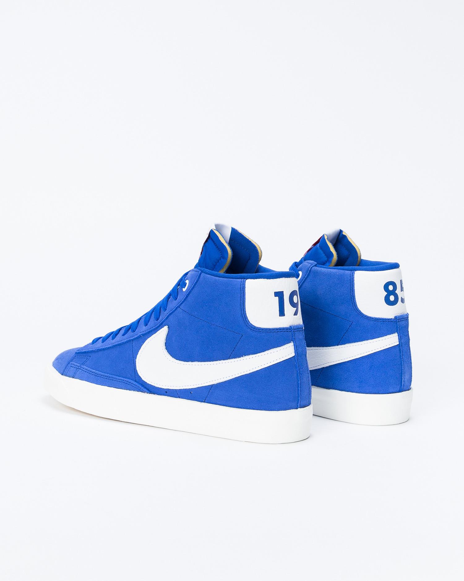 Nike Blazer Mid QS x Stranger Things Game royal/white-sail-university red