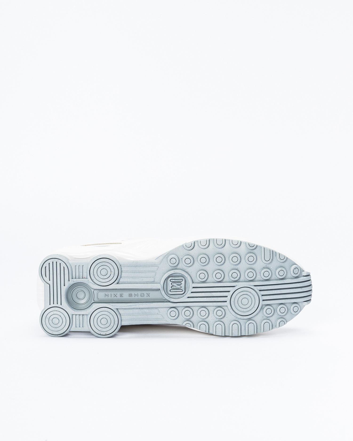 Nike Shox Enigma 9000 Phantom/Metallic Silver-White-Pale Ivory
