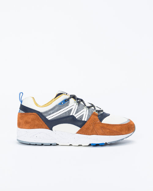Karhu Karhu Fusion 2.0 Leather Brown/Night Sky