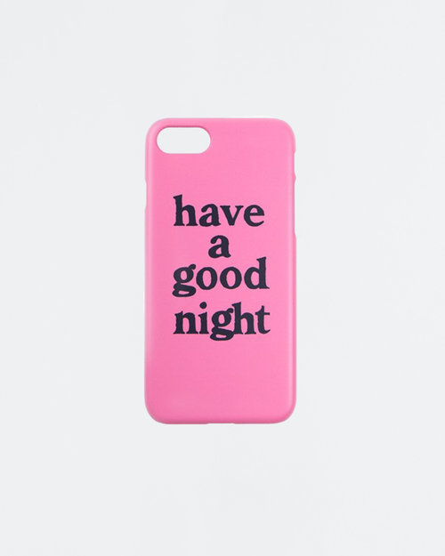 HAVE A GOOD TIME Have A Good Night Iphone Case 7/8
